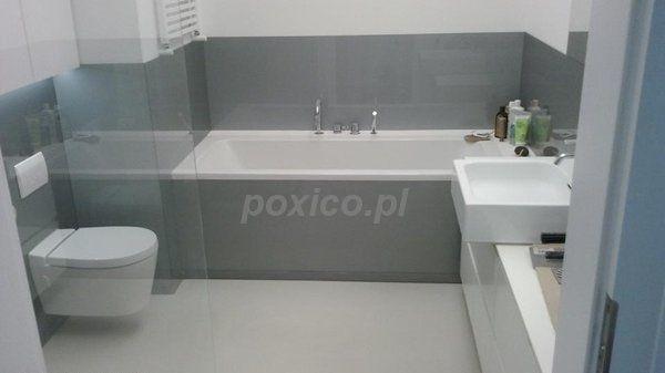 podłoga poliuretanowa w łazience