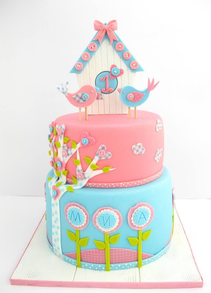 Cakes by Mina Bakalova