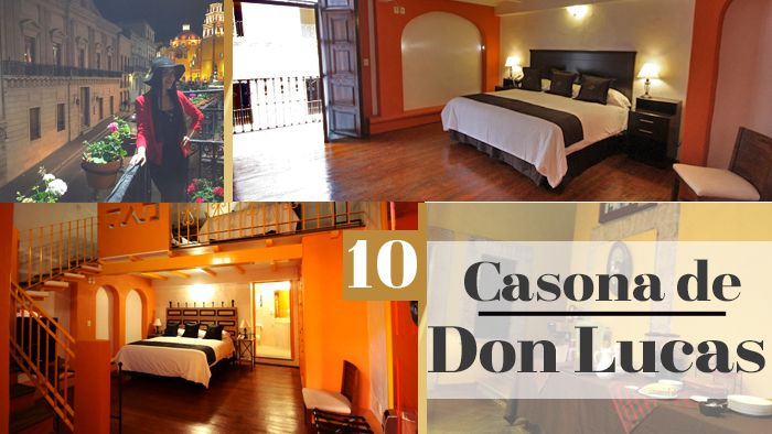 Mejores hoteles de Guanajuato