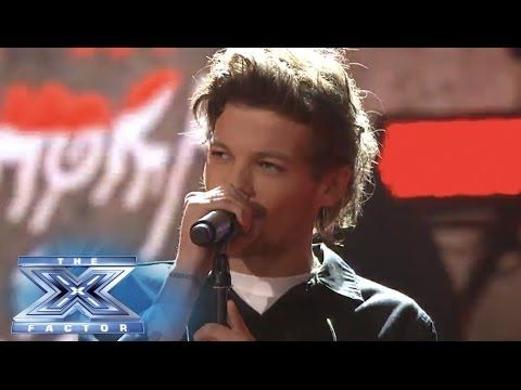 "Finale: One Direction Performs ""Midnight Memories"" on The X Factor - THE X FACTOR USA 2013"