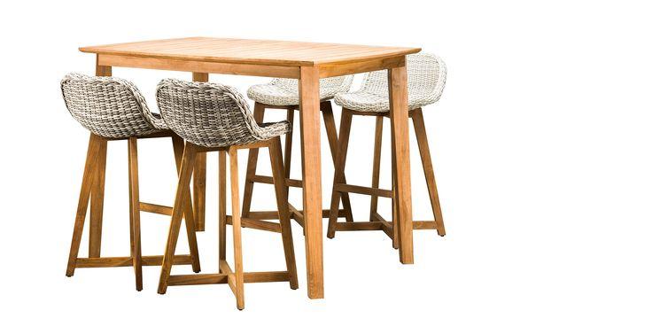 SUNS Cuvia - Bar table - SUNS Green Collection