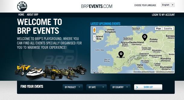 BRP Events
