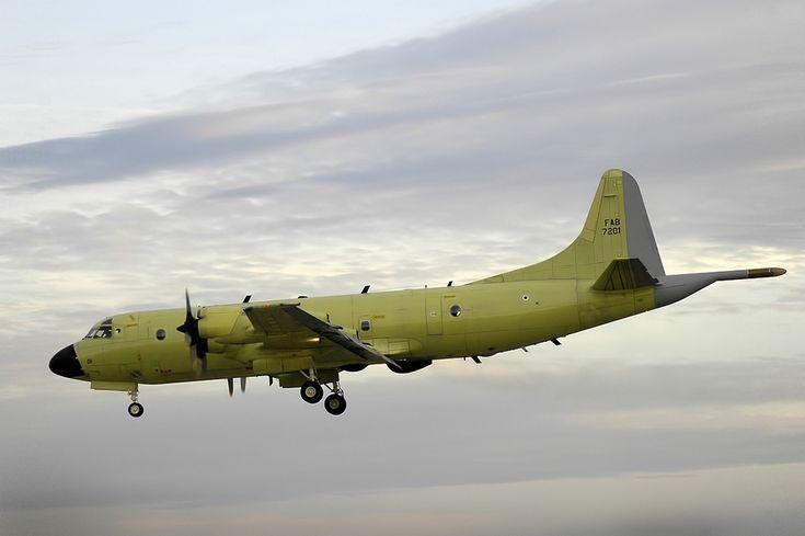 Lockheed P-3AM Orion (7201) Força Aerea Brasileira Maritim…   Flickr