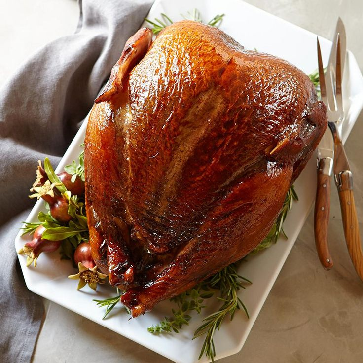 Ever gotten up Thanksgiving to find your turkey isn't thawed? One thought will cross your mind: Can I cook it frozen? The answer is yes. Find out how!