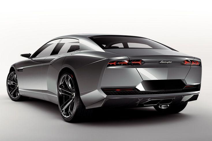 Lamborghini Estoque 2008