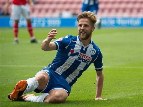 Crewe Alexandra vs Wigan Athletic