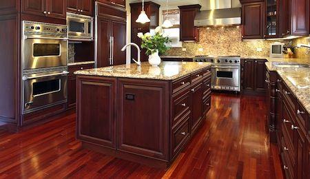 Best Nice Hardwood Flooring In The Kitchen New Kitchen 400 x 300