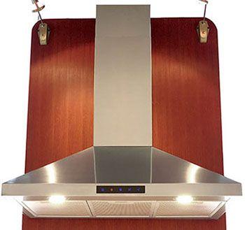 Kitchen Bath Collection STL75-LED Kitchen Range Hood