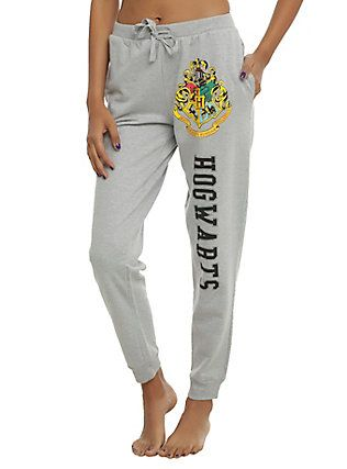 Harry Potter Hogwarts Girls Jogger Pants,