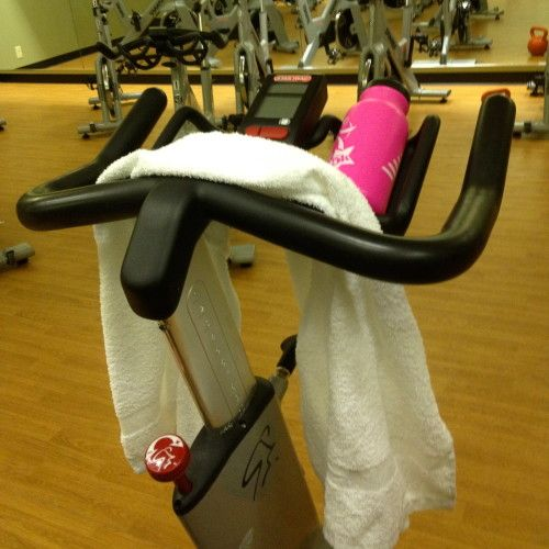 50 min Spin Workout.