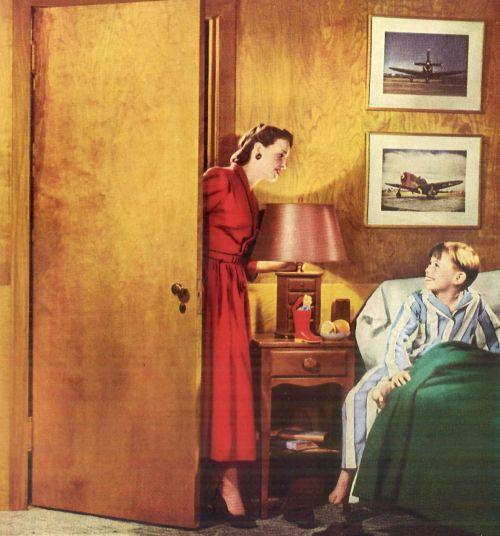 220 best 1950s earlier decor images on pinterest 1950s for 1950 bedroom ideas