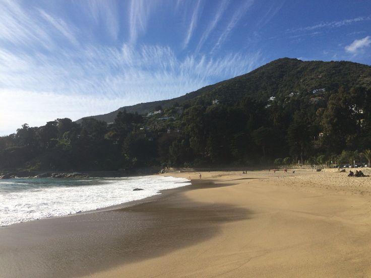 Beach, Zapallar Chile