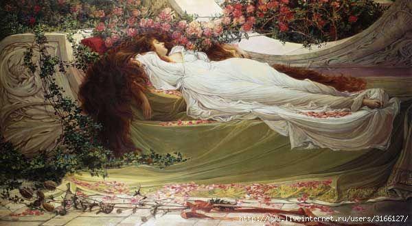 Πλησίστιος...: Η Ωραία Κοιμωμένη