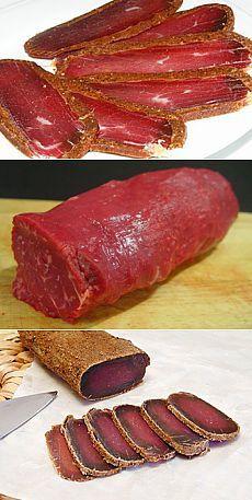 Бастурма из говядины / Заготовка мяса / TVCook: пошаговые рецепты c