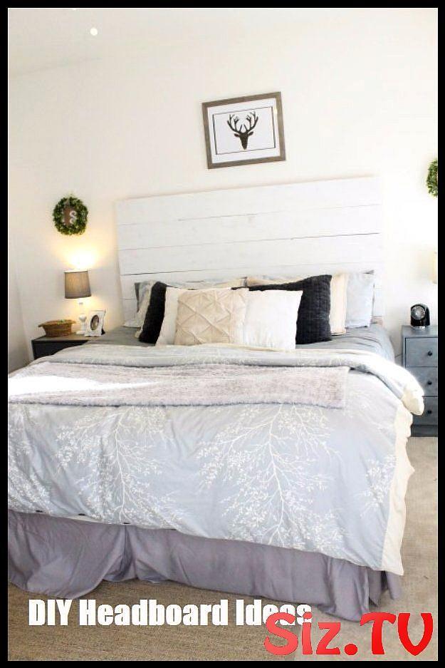 Diy Headboard Ideas Diy Headboards Bedroom Furniture Makeover
