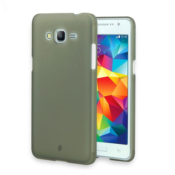 TTEC Smooth Etui Samsung Galaxy Prime szare (2PNA286F) - Galaxy Grand Prime - Sklep internetowy Digimania.pl