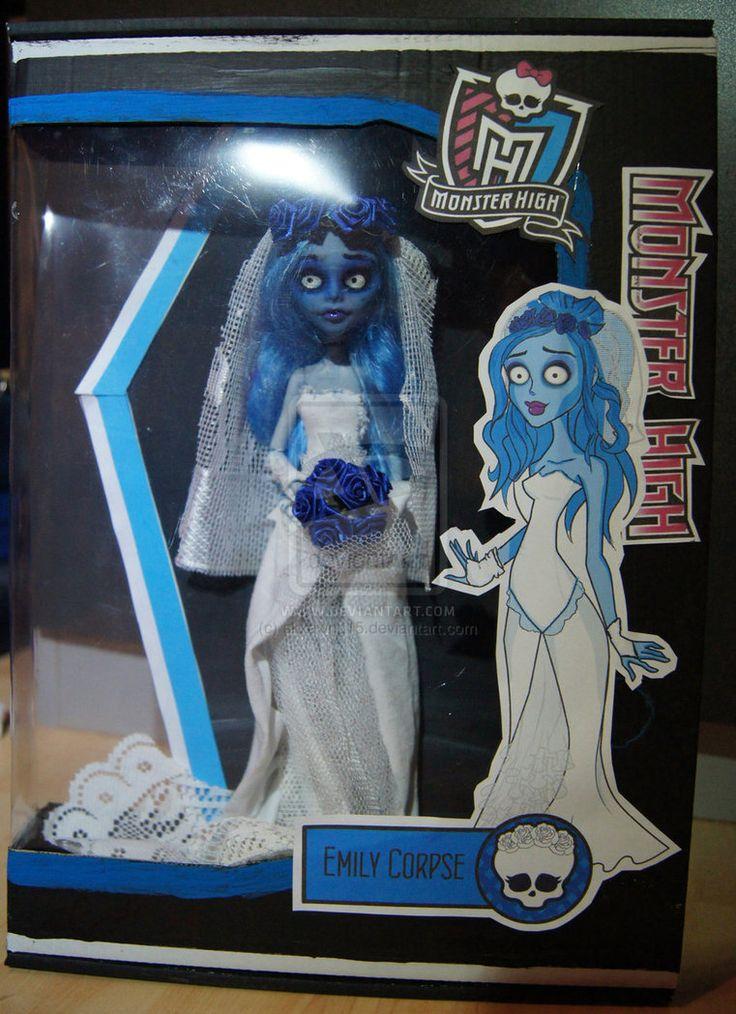 Monster+High+Dolls+New+Releases | ... skxawng15.deviantart.com/art/Emily-Corpse-Monster-High-Doll-344400409