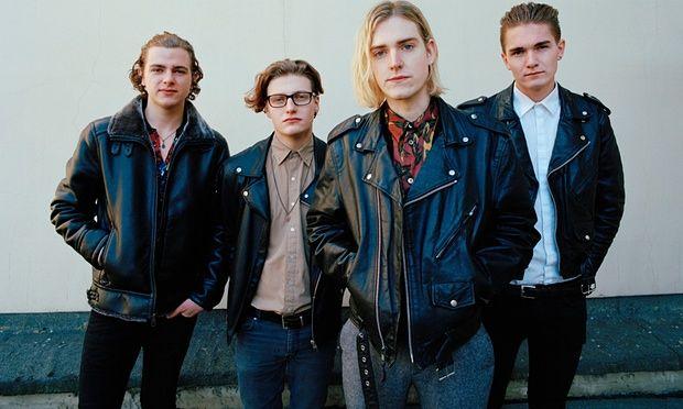 The UK's Next Biggest Indie-Alternative Band - Sundara Karma