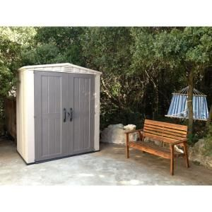 outdoor storage shed - Garden Sheds At Home Depot