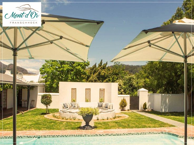 As a boutique guest house and B&B, Mont d'Or Franschhoek offers 11 rooms in an intimate, relaxed setting. Link: http://ow.ly/XJKa30e1CWs