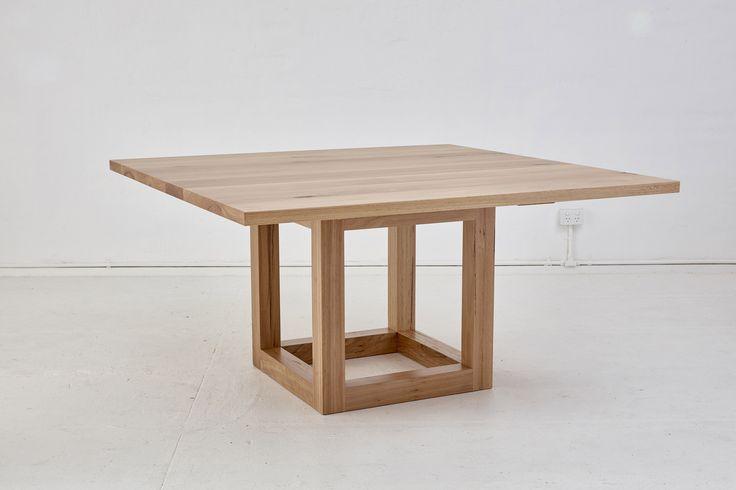 Loughlin Furniture Oxford Table Blackbutt Timber