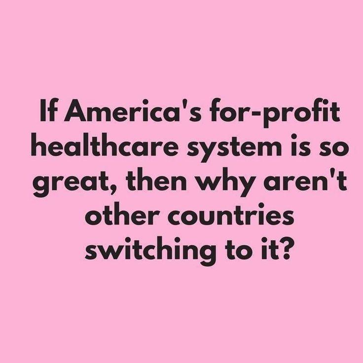 No kidding. America is NOT great. Never has been.