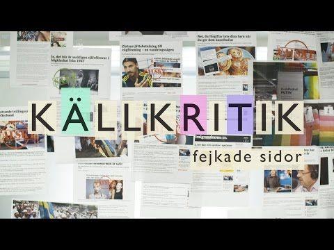 Tülays IKT-sida: Källkritik