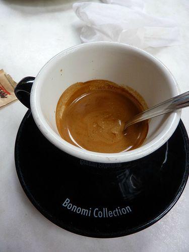 Espresso/Coffee -- Cinque Terre, Italy