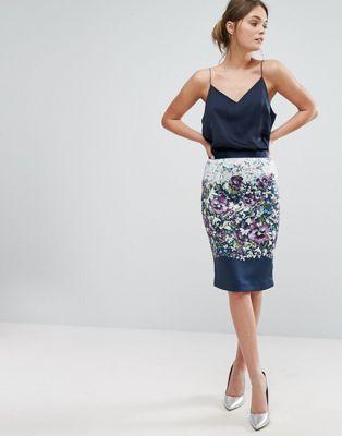 Ted Baker Carpi Pencil Skirt