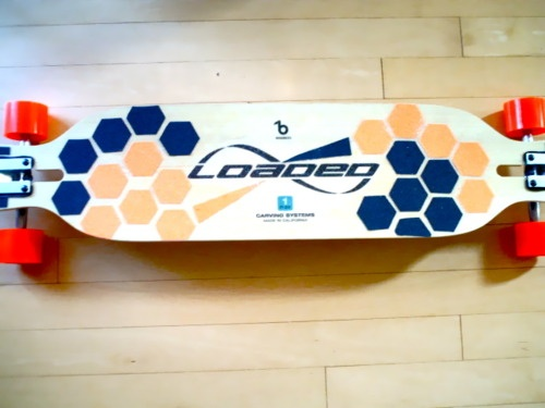 I don't want this particular design, but Loaded Longboards have to be some of my favorites. Their story is interesting, too. Youtube it somtime :3