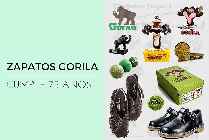 La Marca de zapatos Gorila celebra sus 75 años