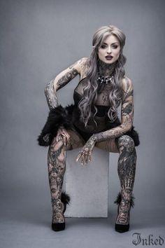 Ryan Ashley Malarkey: Ink Master's First Lady | Inked Magazine - Part 5