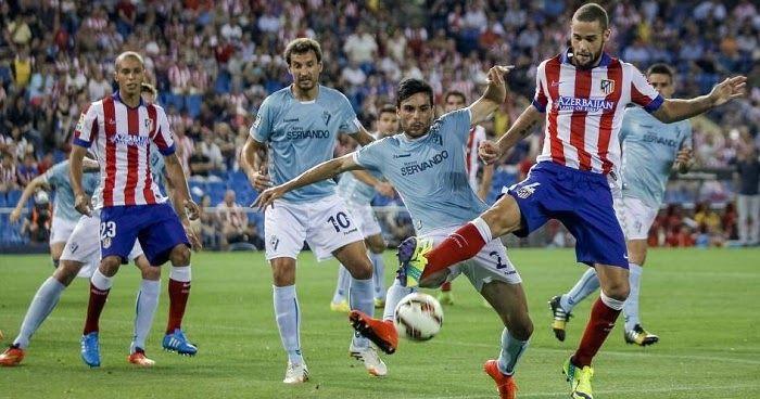 Eibar vs Atletico Madrid en vivo | Futbol en vivo - Eibar vs Atletico Madrid en vivo. Canales que pasan Eibar vs Atletico Madrid en vivo y en directo enlaces para ver online a que hora juegan fecha.