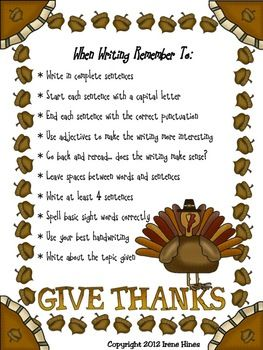best lessons images english fall  daily journal writing prompts for the month of thanksgiving based