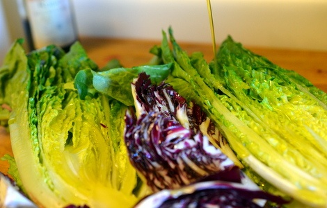 ... endive salad scalloped pota to es with endive mustard how to grill