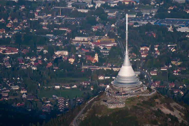 Ještěd | Jeschken ve městě Liberec, Liberecký