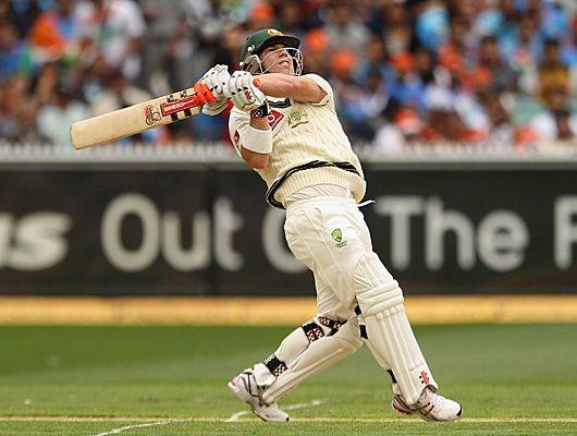 David Warner, Test match.