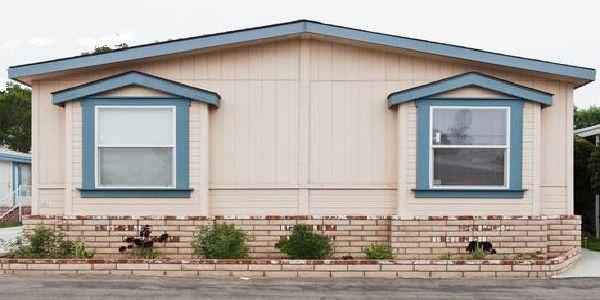 Mobile Home Exterior Paint Schemes
