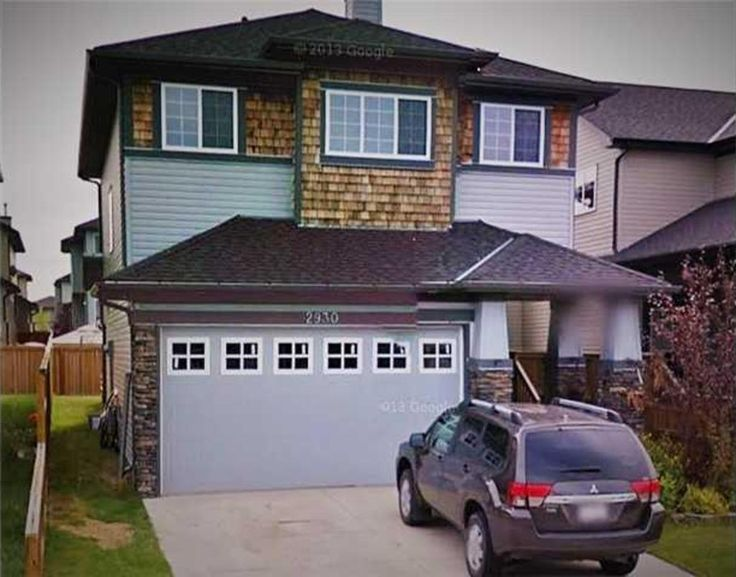 MLS® #C3646954 - Single Family Property for Sale at 2930 Prairie Springs Gv Sw, Airdrie, AB - T1W 2T2