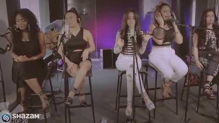 SHAZAM TOP 20 - Fifth Harmony Cover Sam Smith's Latch