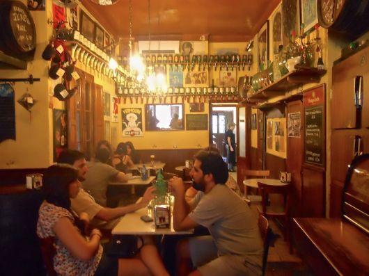 Bar Bodega Quimet Barcelona (by Bill Sinclair)