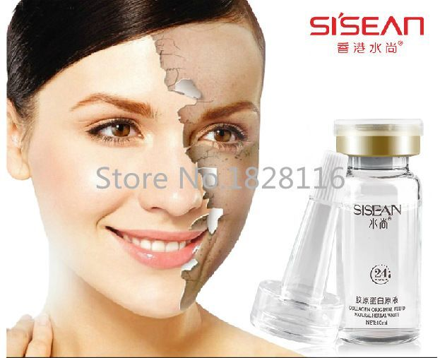 10ml Collagen serum face cream for the face instantly ageless anti aging anti wrinkle creams winkles moisturizing