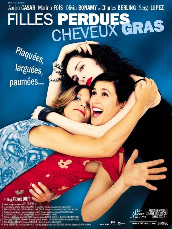 Photo (1 sur 4) du film Filles perdues, cheveux gras, avec Amira Casar, Marina Foïs