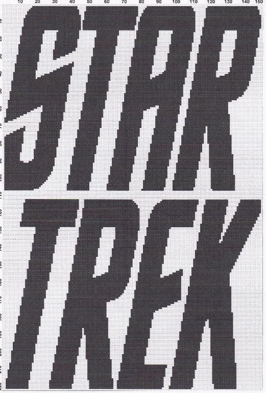 50 Best Star Trek Knitting Images By Terry Hoffman On Pinterest