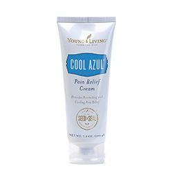 Young Living's Cool Azul™ Pain Relief Cream provides cooling relief from minor muscle and joint aches, arthritis, strains, bruises, and sprains. Our plant-based formula combines the power of Wintergreen essential oil with our exclusive Cool Azul essential oil blend. With two powerful, synergistic active ingredients, this cream provides pain-relieving benefits.  https://www.instagram.com/yousef_khiarak/ https://www.facebook.com/Yousef.Khiarak