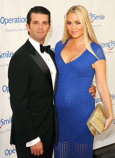 Donald Trump Jr., Wife Vanessa Welcome a Son!