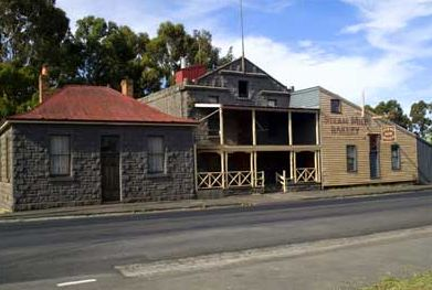 The old Steam Mill