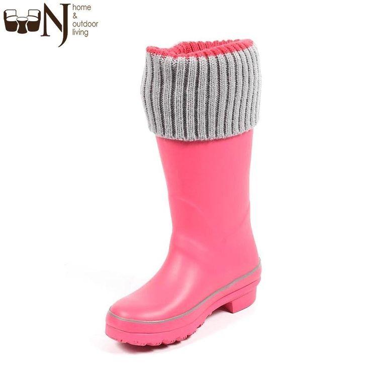 Colors of #California kids #rainboots HC311RBK1 #Pink!  #bestdeal #offer #shopping #boots #fashion