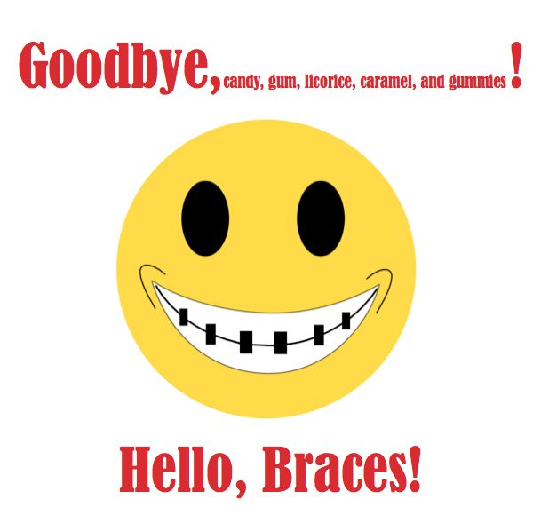 Cute Braces Quotes: Braces Off Quotes. QuotesGram