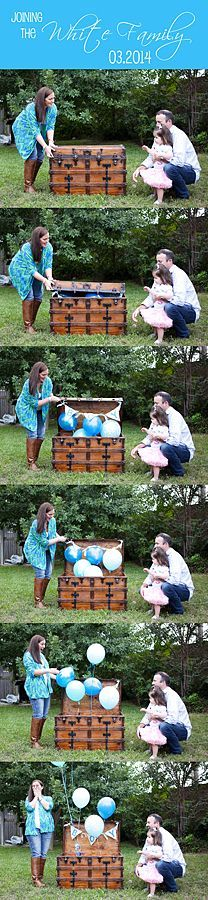 dfw photographer - Arlington - Mansfield - grand prairie - gender reveal - it's a boy - trunk reveal - reveal party - balloon reveal - photos by sarah miloud
